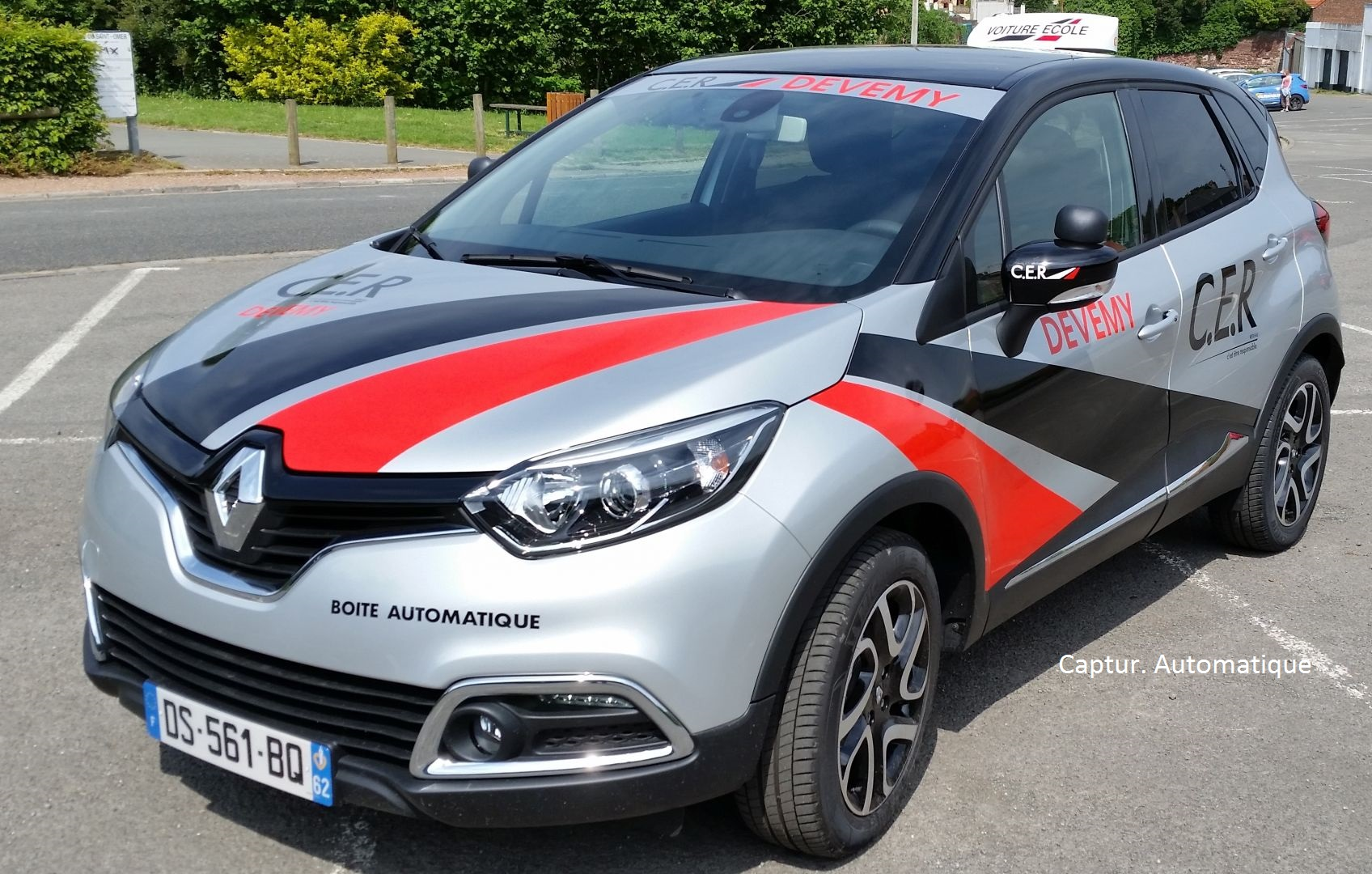 Captur. Automatique