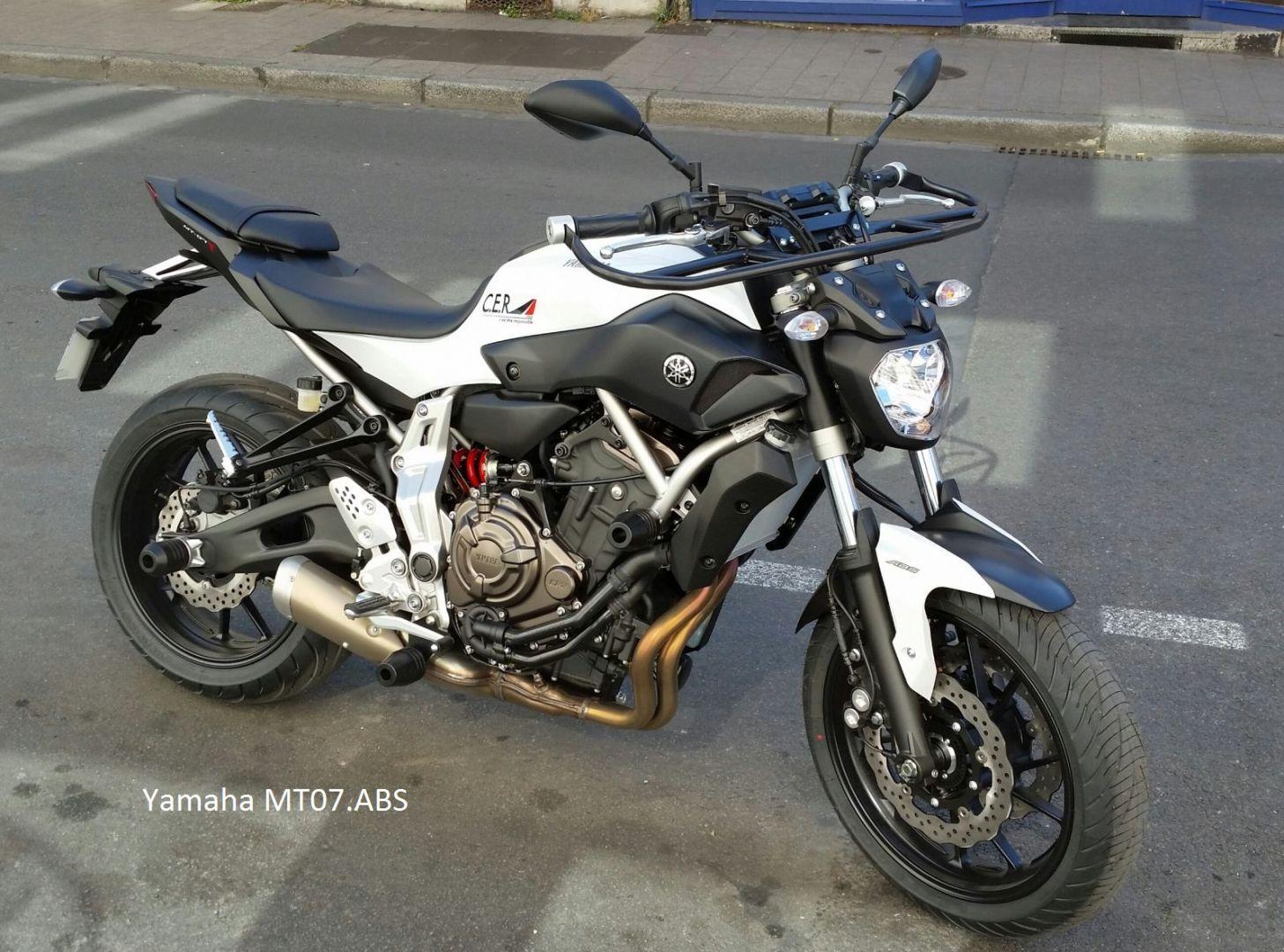 Yamaha MT07.ABS