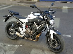 CER DEVEMY MOTO MT07 ABS