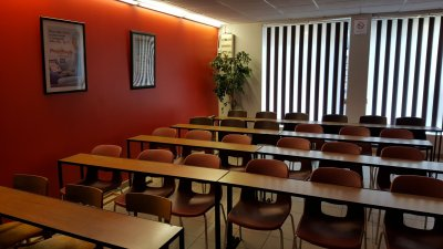Salle de code St-Omer